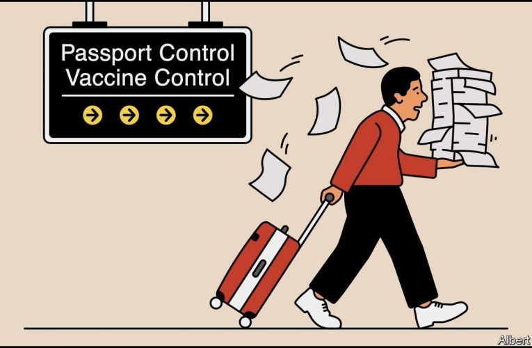 Why vaccine passports are causing chaos
